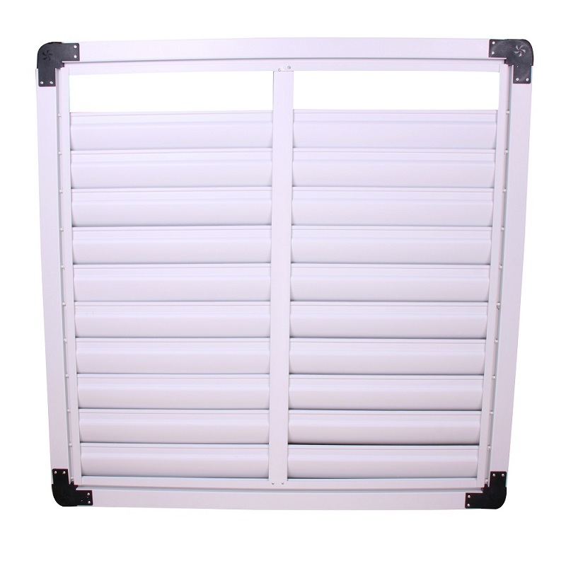 PVC Plastic blinds-shutters window decorative building products