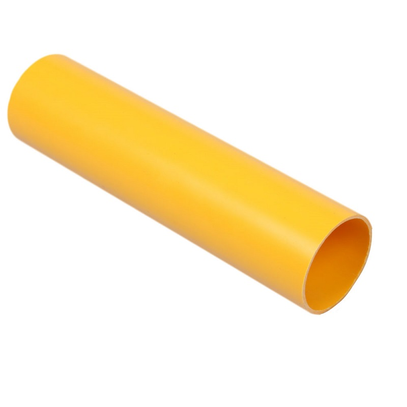Extrusion pvc plastic tube rigid plastic pipe