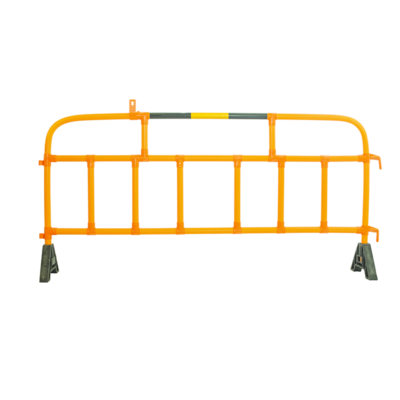 Crowd control barrier supplier temporary fencing plastic barricade fencing made in China